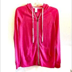BP pink hoodie
